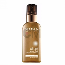 Huile nutrition All soft Argan-6 - Redken